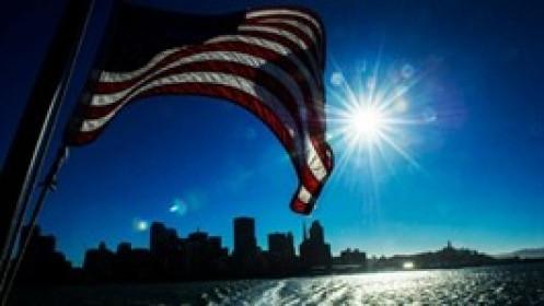 GDP Mỹ tăng trưởng 6.4% trong quý 1