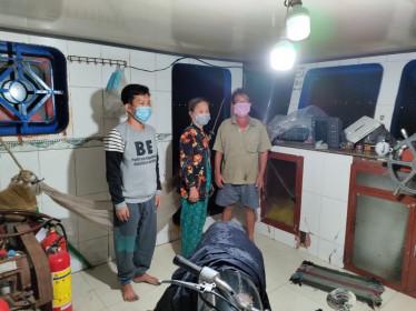 Bắt giữ 3 người nhập cảnh trái phép từ Campuchia vào Phú Quốc