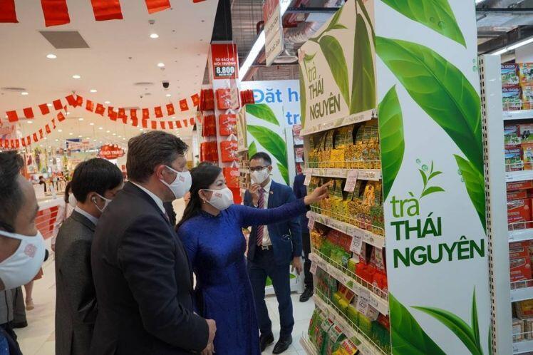 Central Retail khai trương trung tâm thương mại lớn nhất, có tổng diện tích 36.000 m2 tại Thái Nguyên