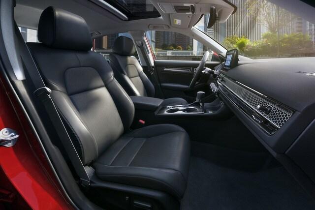 Ra mắt Honda Civic 2022