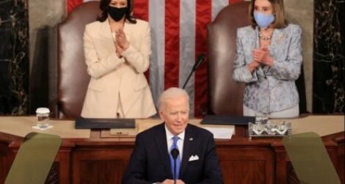 """Tổng thống Mỹ Joe Biden: Nước Mỹ """"đang trên đà trở lại"""""""
