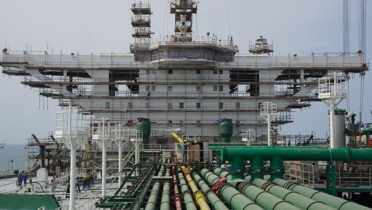 'Độ' tàu dầu hạng khủng thế giới ở Việt Nam