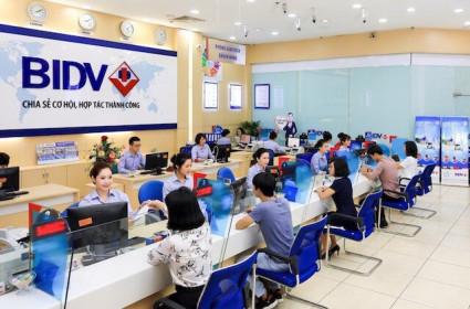 BIDV lãi trước thuế 3.396 tỷ đồng