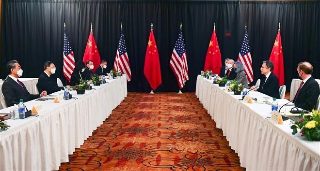 Trung Quốc bao trùm 100 ngày đầu nhiệm kỳ của Tổng thống Biden