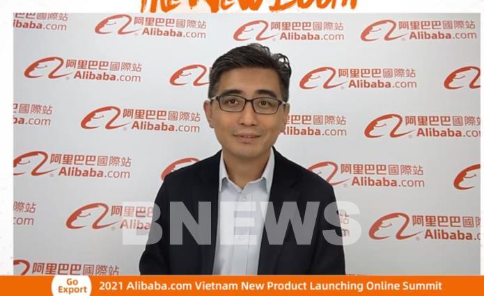 Alibaba.com thêm lực đẩy số hóa cho DNNVV Việt Nam
