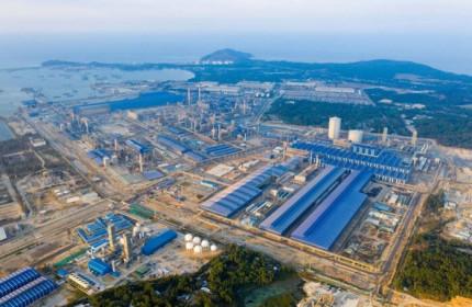 Quảng Ngãi gỡ vướng cho 'siêu dự án' Dung Quất 2 của Hoà Phát