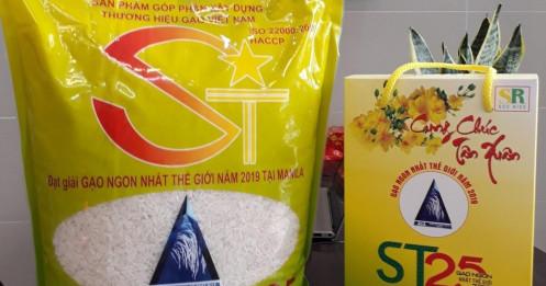 Gạo ST25 nguy cơ bị 'cướp' thương hiệu ở Úc, Thương vụ Việt Nam vào cuộc