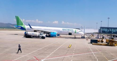 Đang hạ cánh xuống Côn Đảo, máy bay Bamboo Airways lại va phải chim, hàng loạt chuyến bay bị hủy