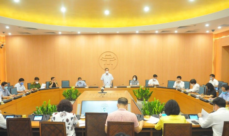 Hà Nội: Ghi nhận 1 ca dương tính SARS-CoV-2 tại quận Ba Đình