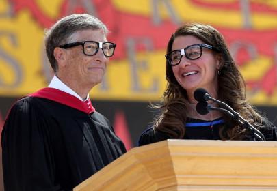 Vì đâu dân Trung Quốc 'dậy sóng' khi tỉ phú Bill Gates ly hôn?