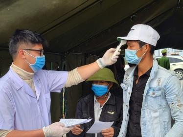 Hải Dương: Thêm 2 trường hợp dương tính với virus SARS-CoV-2