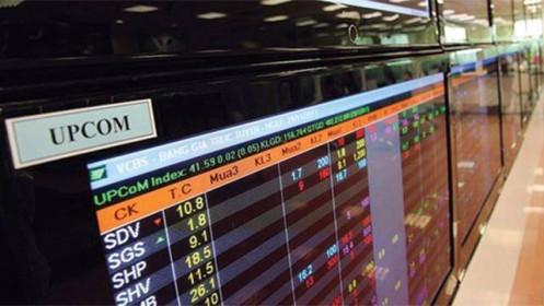 Loạt cổ phiếu bị cảnh báo trên sàn UpCom