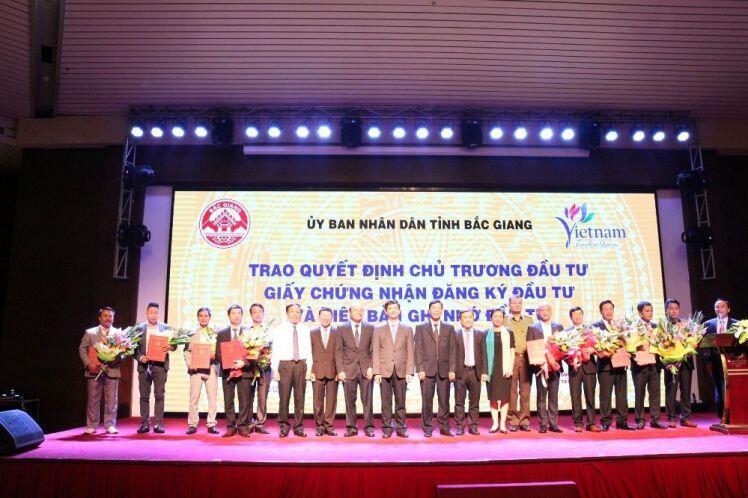Bắc Giang: Phê duyệt quy hoạch 2 dự án của Tập đoàn FLC