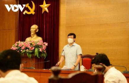 Chủ tịch UBND Vĩnh Phúc: Diễn biến dịch COVID-19 đang ở mức rất nguy hiểm