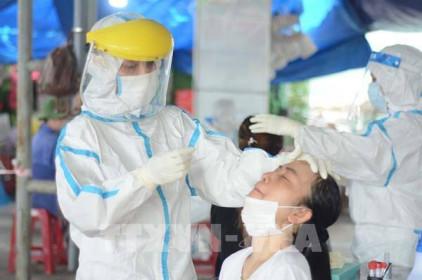 5 trường hợp dương tính với SARS-CoV-2, Thái Bình thực hiện giãn cách xã hội từ 12h ngày 6/5