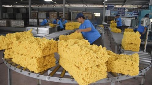 Xuất khẩu cao su: Đón tín hiệu tích cực từ thị trường xuất khẩu