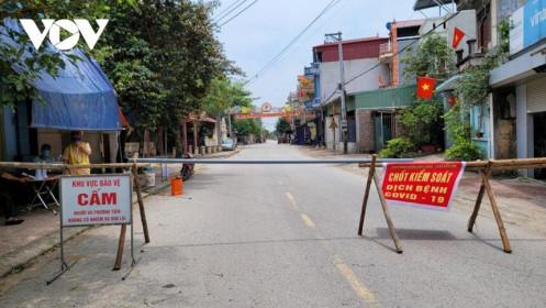 Bắc Ninh có 11 ca mắc COVID-19 liên quan đến BV Bệnh Nhiệt đới Trung ương