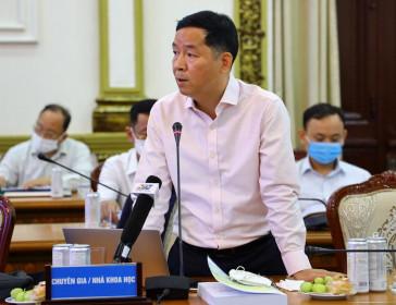 """TS Vũ Thành Tự Anh: TP.HCM cần phát triển theo hình thái một xã hội """"hậu công nghiệp"""""""
