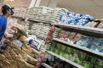 Giá lương thực thế giới tăng cao nhất kể từ năm 2014