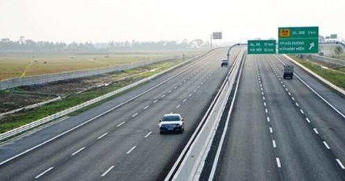 Bộ Tài chính nói gì về thu phí với cao tốc đầu tư công?