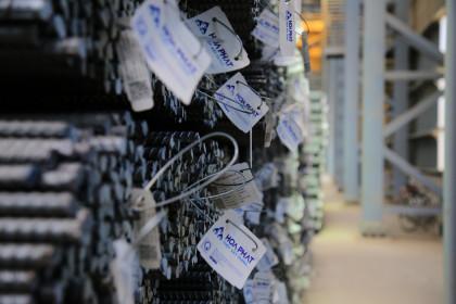 Sản lượng bán hàng các sản phẩm thép của Hòa Phát đạt 869.000 tấn