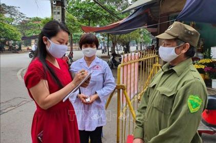 Nam Định phát hiện ca dương tính với SARS-CoV-2 đầu tiên