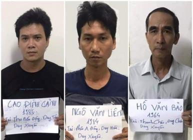 Triệt phá đường dây số đề hơn 20 tỷ đồng ở Quảng Nam
