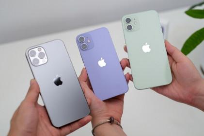 Apple rớt khỏi top 5 thị phần smartphone tại Việt Nam