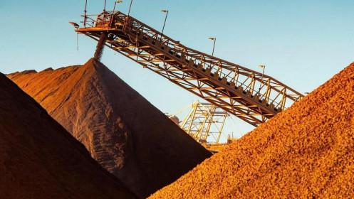 Quặng sắt và đồng tiếp tục tạo sức nóng trên thị trường hàng hoá