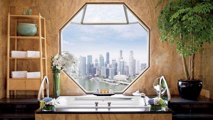 """Những căn phòng có """"tầm nhìn"""" đẹp nhất trái đất"""