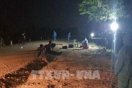 Tây Ninh phát hiện, bắt giữ 5 trường hợp nhập cảnh trái phép vào Việt Nam