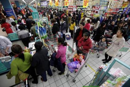 Trung Quốc: PPI tăng mạnh nhất trong hơn 3 năm nhưng CPI giảm