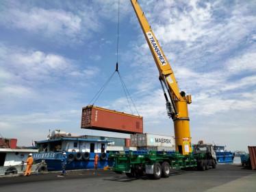 Áp lực phí logistics tăng, doanh nghiệp kiến nghị TP. Hồ Chí Minh không thu phí cầu cảng