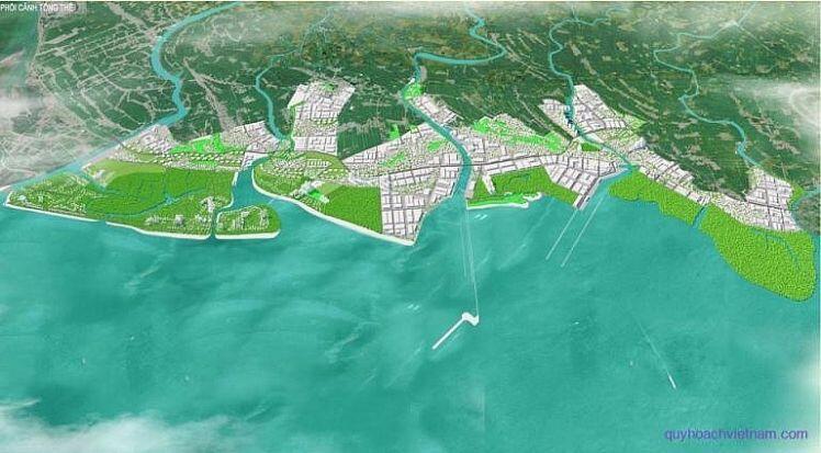 Quy hoạch khu kinh tế biển, bất động sản Thái Bình thu hút làn sóng đầu tư