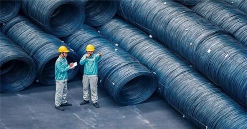 Điều chỉnh sự mất cân đối cung ứng trên thị trường thép