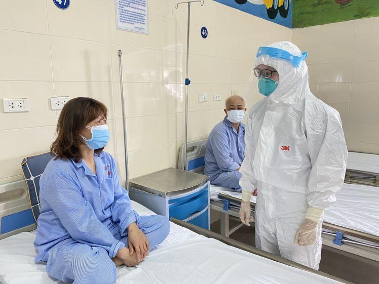 Việt Nam kiểm soát tốt tình hình dịch Covid-19