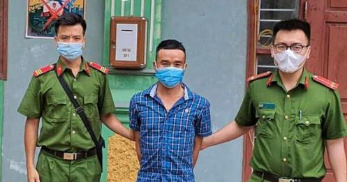 Trốn truy nã sau khi tổ chức cho người Trung Quốc nhập cảnh trái phép