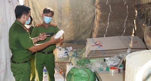 Giám đốc sản xuất thuốc bảo vệ thực vật giả