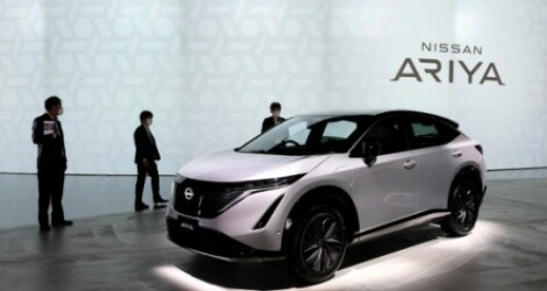 Nissan lỗ đậm, cổ phiếu bốc hơi gần 12%