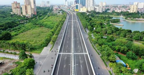 """Trình Thủ tướng """"siêu dự án"""" xây dựng đường trên cao dài nhất Việt Nam"""