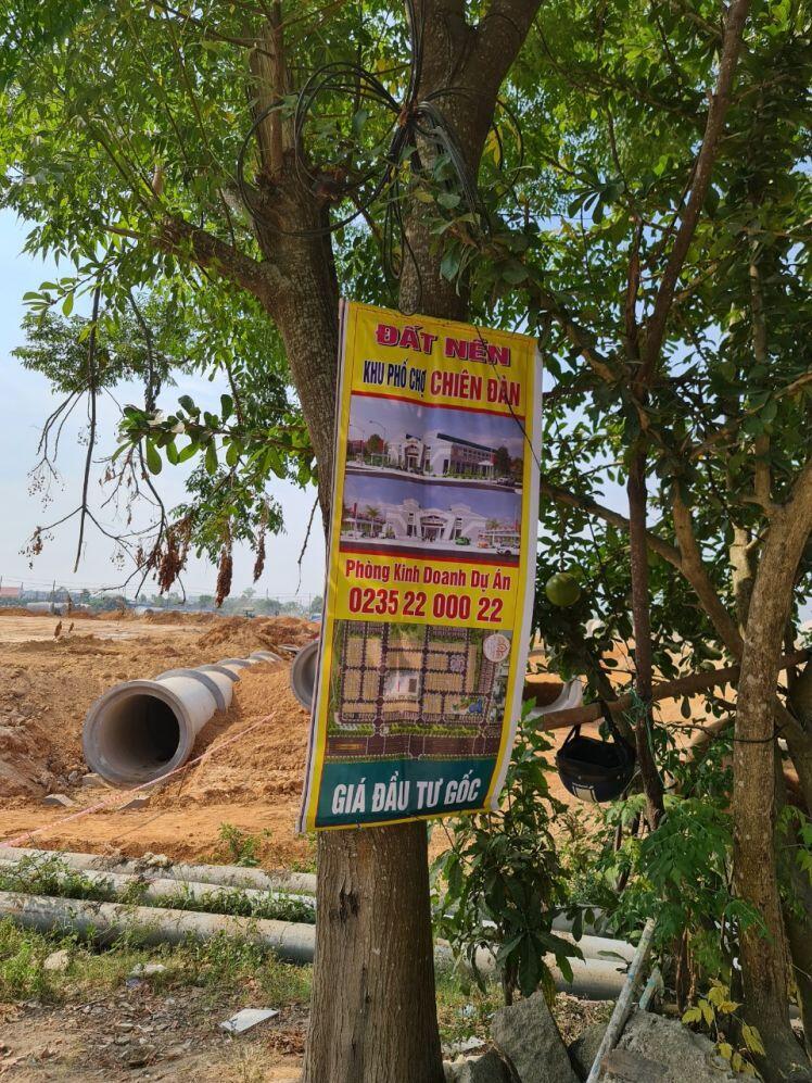 Quảng Nam: Dự án KPC Chiên Đàn chưa đủ điều kiện đã rao bán rầm rộ, chính quyền cảnh báo