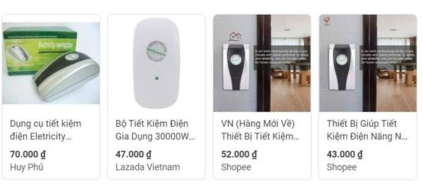 Thực hư thiết bị tiết kiệm điện đến 50%, giá bán chưa đến 40.000 đồng