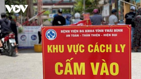 Thái Bình có thêm 4 trường hợp dương tính với SARS-CoV-2