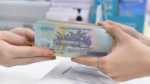 4 tháng, Chính phủ trả nợ hơn 117,8 nghìn tỷ đồng