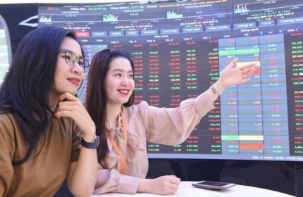 MSN cùng nhóm ngân hàng giúp VN-Index tăng hơn 4 điểm