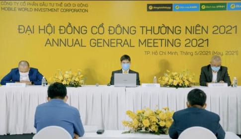 CEO Thép Pomina vào Hội đồng Quản trị Thế Giới Di Động