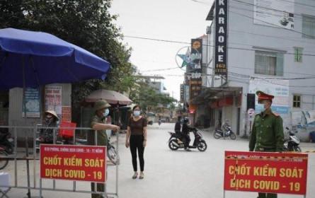 Bắc Giang: Giãn cách xã hội toàn huyện Việt Yên từ 18h ngày 15/5