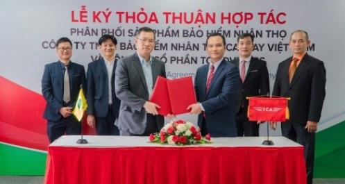 Cathay Life Việt Nam và Công ty cổ phần TC Advisors ký thỏa thuận hợp tác