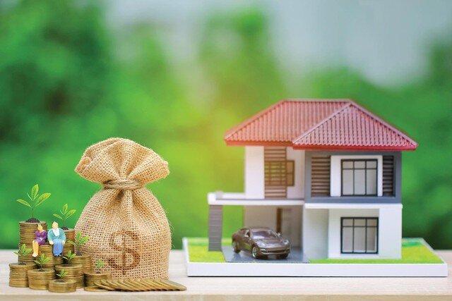 """Rủi ro tín dụng bất động sản """"núp bóng"""""""