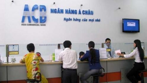 Lãi suất ngân hàng hôm nay 16/5: ACB niêm yết kỳ hạn 6 tháng 4,4%/năm